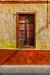 Ejemplo de ventana dentro de la tradición de elementos de la arquitectura canaria