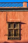 Luces y texturas en la arquitectura canaria en el antiguo barrio de Vegueta en Las Palmas